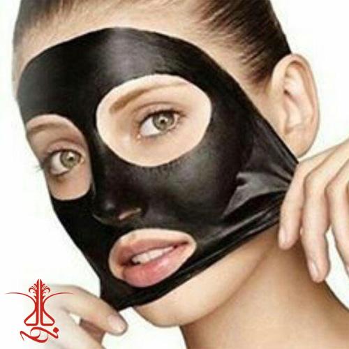 ماسک زغال یا بلک ماسک