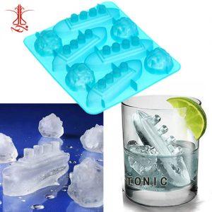 قالب یخ طرح کشتی تایتانیک