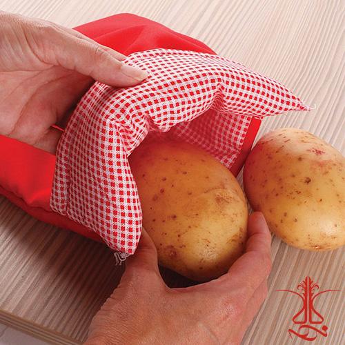 کیسه پخت سیب زمینی
