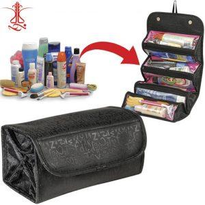 کیف لوازم آرایش رول ان گو