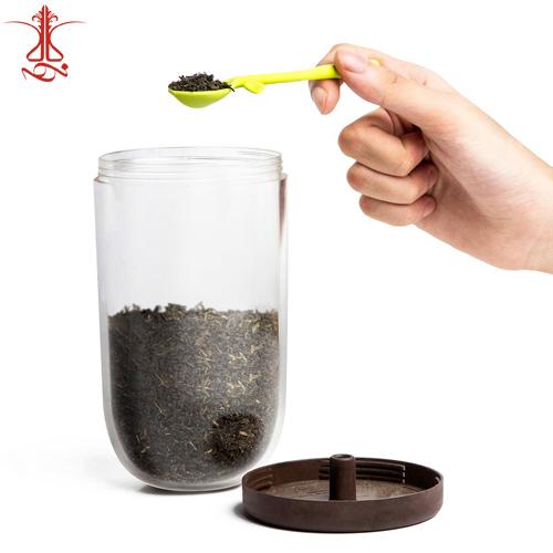 ظرف چای و قهوه طرح جوانه