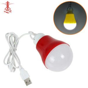 لامپ USB LED سیار 5 وات
