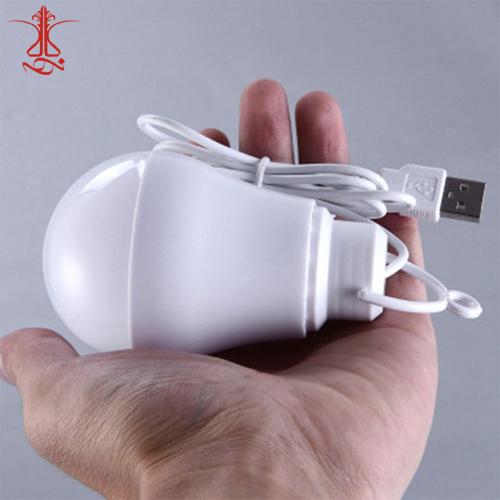 چراغ مسافرتی USB