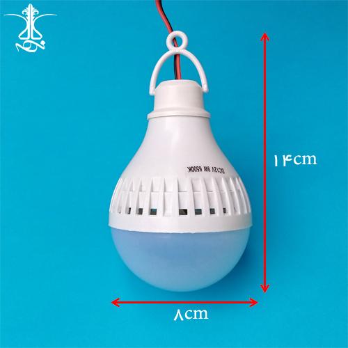 لامپ سیار ماشین