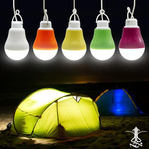 لامپ USB LED مسافرتی 5 وات