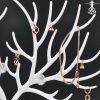 آویز رومیزی جواهرات طرح شاخ گوزن