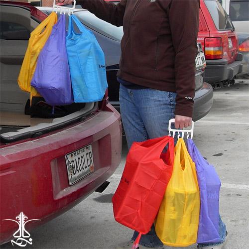 دستگیره خرید آسان بر